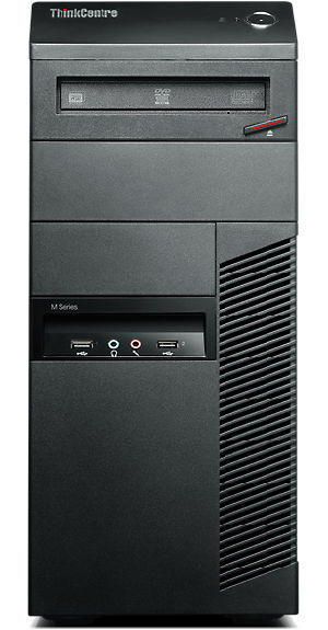 Lenovo ThinkCentre M78 Tower: Stable, Packed With Power, & Green