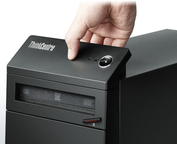 Lenovo ThinkCentre M81 5049 - Core i5 2400 3 1 GHz