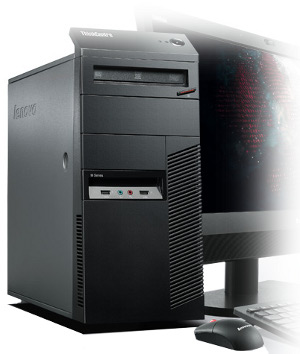 Lenovo ThinkCentre M92p Tower: Serious Enterprise Performance