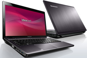 Lenovo IdeaPad® Z585: Convenient Portable Entertainment at a Price You Can Afford.