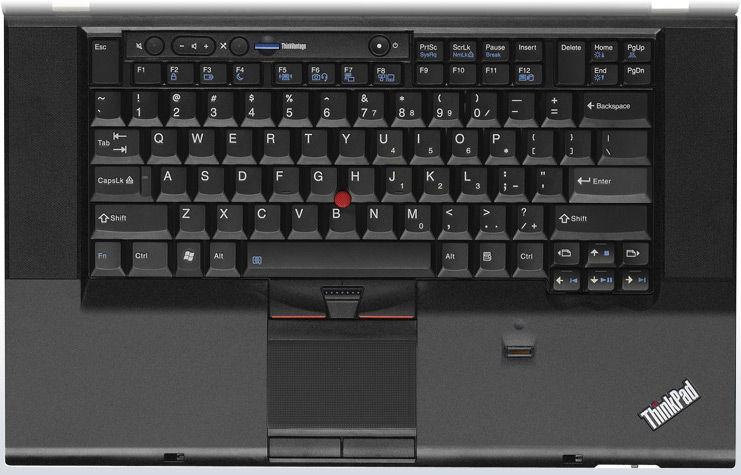 Lenovo ThinkPad T520 4239-46U Notebook PC - Intel Core i5-2520M 2.50