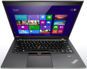 Lenovo ThinkPad X1 Carbon Ultrabook: PROFESSIONAL. REDEFINED.