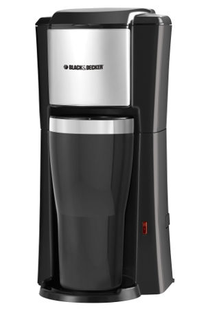 Black & Decker® Single Serve Coffee Maker