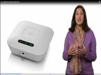 slide {0} of {1},show larger image, Cisco WAP121 Wireless Access Points Video Data Sheet