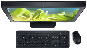 Dell Inspiron One 20 All-in-One (AIO) Desktop: Makes planning part of the fun.