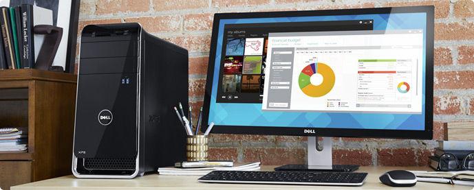 New Dell XPS 8700 Desktop