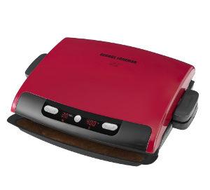 George Foreman® 6 Serving Removable Plate Grill
