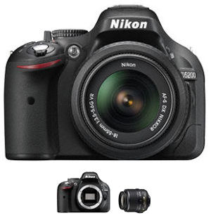 Nikon D Noir Obj AF S DX  VR II f G a
