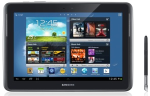 SAMSUNG GALAXY NOTE 10.1 SILVER