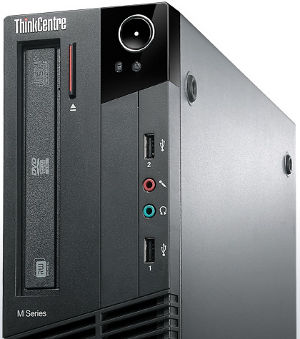 Lenovo ThinkCentre M78 Small Form Factor: Stable, Packed With Power, & Green