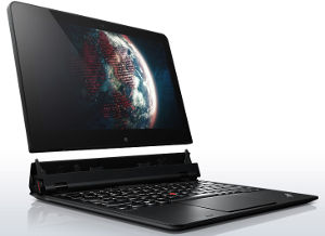 ThinkPad Helix: Laptop, Tablet, Everything in between.