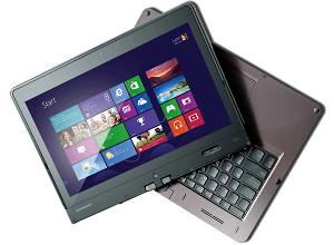ThinkPad Twist: It twists. It bends. It folds. It spins.