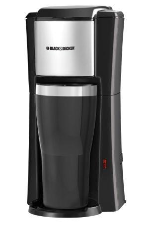Black & Decker® Single Serve Coffee Maker