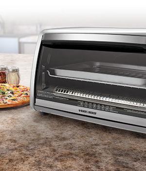 Black & Decker® Countertop Convection Toaster Oven