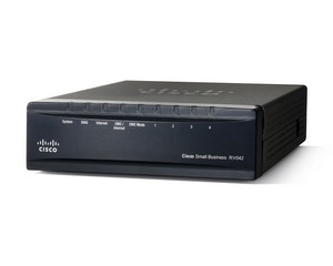 Cisco RV042 Dual WAN VPN Router: Highly Secure, Reliable Connectivity for the Small Business Network