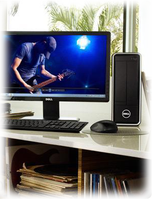 Dell black inspiron i660s 5390bk desktop pc with intel core i5 3330s power your projects from term papers to social networking your priorities are easier to tackle with intel core processors windows 8 operating system solutioingenieria Gallery