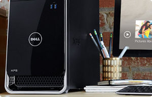 Dell XPS 8700 Desktop Computer, Intel Core i7-4770, 16GB