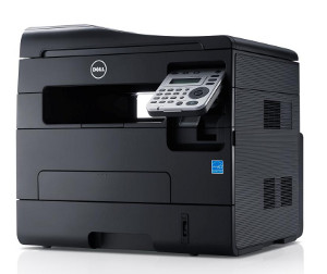 Dell B1265dfw Mono Laser Multifunction Printer: Do more with an all-in-one performer