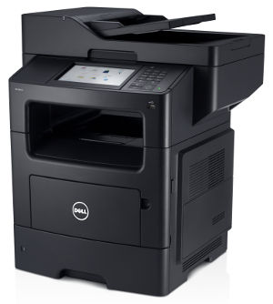 Dell B3465dnf Mono Laser Multifunction Printer